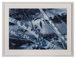 Joey Fauerso; Understory, 2014; watercolor on paper; 15 3/4 x 22 in.
